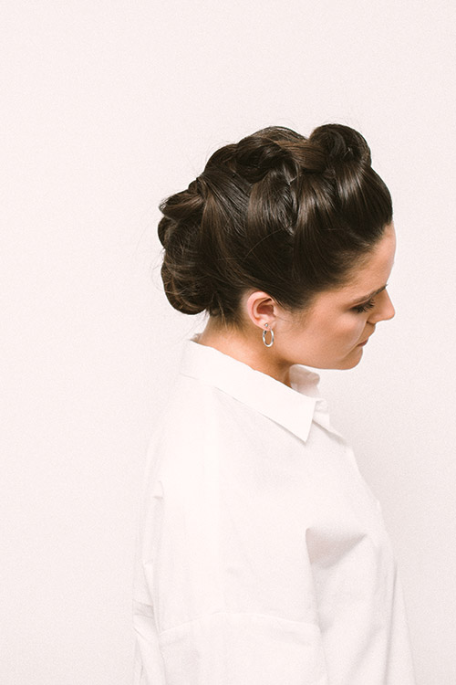Blow Dry Bar at Number Three Hair | Hairdressers in Bath